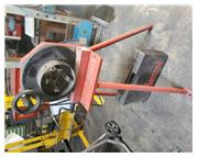 AXXAIR CUTTING AND BEVELING SAW