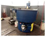 Used GIANT GB-10 Spiral Bowl Vibratory Deburring & Finishing Machine