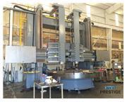 """Farrel 4-Axis 168""""  CNC Vertical Boring Mill"""