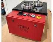 "15"", Stahli FLP 400/3T, 3-Ring Capacity, 0-60 RPM, Polishing Plate, (2"