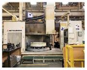 """Mitsubishi M-VT20A 78.7"""" CNC Vertical Boring Mill"""