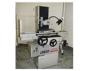 """6"""" Width 18"""" Length Okamoto L-618B, NEW 2002, ROLLER BEARING TABLE SURFACE GRIND"""
