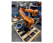 Kuka, KR-16, KR C2 controller, 6-Axis Robotic welding system, 2008