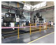 Okuma MCR-B III 5-Face, 30/50 CNC Double Column Machining Center, (2-Pallets) 8,000 RPM, B