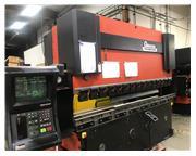 138 Ton Amada HFB 125-30 CNC Hydraulic Press Brake