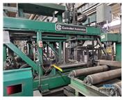 Controlled Automation DRL344 CNC Beam Drill Line With Hem WF190 Band Saw