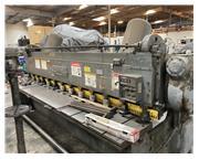 "3/16"" x 12' Cincinnati 1412 Mechanical Shear"