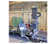 "Vernon MPM4-0342 42"" 4-Axis CNC Pipe Plasma Cutting System"