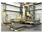 """Giddings & Lewis 5"""" G50-T CNC Table Type Horizontal Boring Mill"""