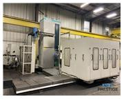 """SNK NB130 5.12"""" CNC 4-Axis Table Type Horizontal Boring Mill"""