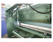 "120 Ton, Betenbender #10-120T, hydraulic press brake, 10' overall, 102.5"" between hou"