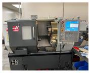 """16"""" Swing 16"""" Centers Haas ST-10 CNC LATHE, Haas CNC, Toolsetter, Tailstck, Chip"""