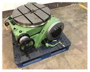 """24 ¾"""" Walters Model R+S 630 Precision Tilting Rotary Table"""