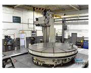 """5.12"""" TOS WD-130A CNC Floor Type Horizontal Boring Mill"""