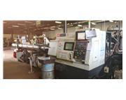 2007 Mazak QTN 100M CNC Turning Center w/ Live Tool Capability