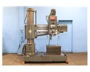 "4' Arm Lth 13"" Col Dia Ikeda RM-1375 RADIAL DRILL"