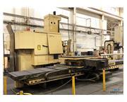 """Giddings & Lewis G60-TX 6"""" CNC Table Type Horizontal Boring Mill"""