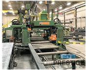 Peddinghaus ACBM-1250 CNC Profile Coping Machine