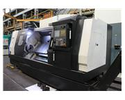HYUNDAI-WIA L400LMC CNC TURNING/MILLING CENTER NEW: 2011