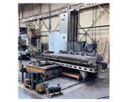 Giddings & Lewis H6 CNC Table Type Boring Mill