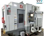 HAAS MDC-500 VERTICAL MILL DRILL MACHINING CENTER