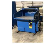2008 Donaldson Torit DB2000 Dust Collector - Downdraft Table