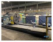 "Poreba TCE-200 78"" x 314.9"" CNC Lathe Retrofit in 2014"