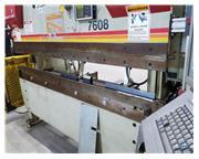 Accurpress 7608 Advantage  60 Ton x 8'  3-Axis CNC Hydraulic Press Brak
