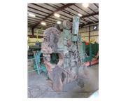 Buffalo No. 2-1/2 Mechanical Ironworker