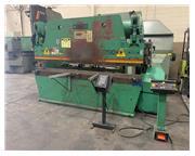 "175 Ton, Accurpress #717510, hydraulic CNC press brake, 10' overall, 100"" between hou"