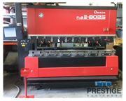 Amada FBDIII-8025 88 Ton 7-Axis CNC Up-acting Hydraulic Press Brake