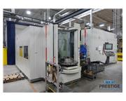Hermle C60U MT Dynamic 5-Axis CNC Milling & Turning Center with Pallet