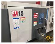 "HAAS ST-15T , 8.3"" CHK CNC LATHE NEW: 2018"