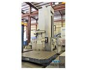 Union PCR160 Plus CNC Floor Type Horizontal Boring Mill, Ram Type with Rota