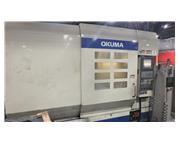 Okuma MC-V4020 Vertical Machining Center Okuma OSP 100M Control New 2005