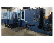 MATSUURA H. PLUS 300 PC 11 HMC ,CNC HORIZONTAL MACHINING CENTER NEW: 2007