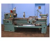 """16"""" Swing 60"""" Centers Tos SN40B ENGINE LATHE, Inch/Metric, Gap, 3-Jaw, Steady, T"""