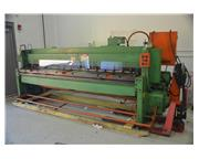 Wysong 14 gauge 12 ft mechanical power squaring shear