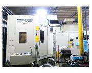 Mitsui Seiki HJ80A CNC Horizontal Machining System With Fastems 42-APC