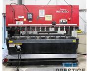 Amada RG-1030LD 110 Ton x 10' 2-Axis Upacting CNC Press Brake