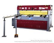 GMC 4' x 10 ga. Heavy Duty Hydraulic Shear HS-0410E