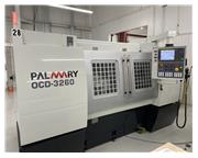 Palmary OCD-3260 CNC Cylindrical Grinder, 2020. **LIKE NEW CONDITION**