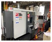 """HAAS ST-20Y , CNC LATHE TURNING CENTER, 10"""" CHK NEW: 2019"""