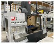 HAAS VF-3SS VERTICAL MACHINING CENTER AND 5-AXIS TRUNNION NEW: 2012