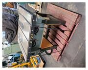 DELTA 2 SPINDLE TABLE SAW