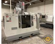 HAAS VM-3 VMC , CNC VERTICAL MACHINING CENTER NEW: 2005