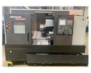"""DOOSAN PUMA 2600SY CNC LATHE, Fanuc 31i CNC Control, 10"""" & 8"""""""