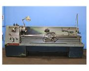 """17"""" Swing 80"""" Centers Clausing-Colchester SERIES 8000 ENGINE LATHE, Inch/Metric,"""