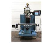 """31"""" X Axis 3HP Spindle Southwest Ind. DPMSX2 CNC VERTICAL MILL, Proto-Trak SMX 3-Axis"""