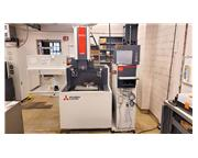 """9"""" Y Axis 11"""" X Axis Mitsubishi EA8SM, 2015, MACHINING TIME 1368 HOURS RAM-TYPE"""